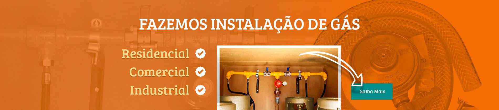 Instalação de Gás em Jundiaí, Louveira e Cabreúva